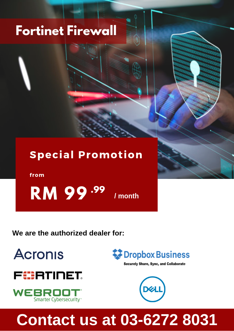 Fortinet Promotion